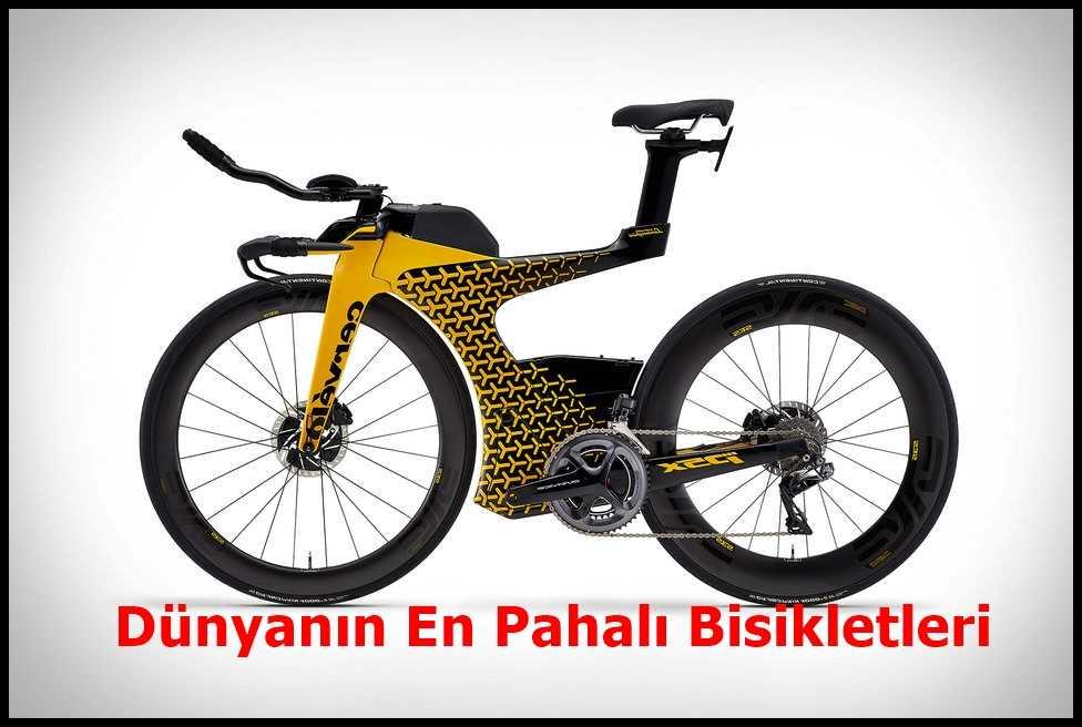 Dünyanın En Pahalı Bisikletleri