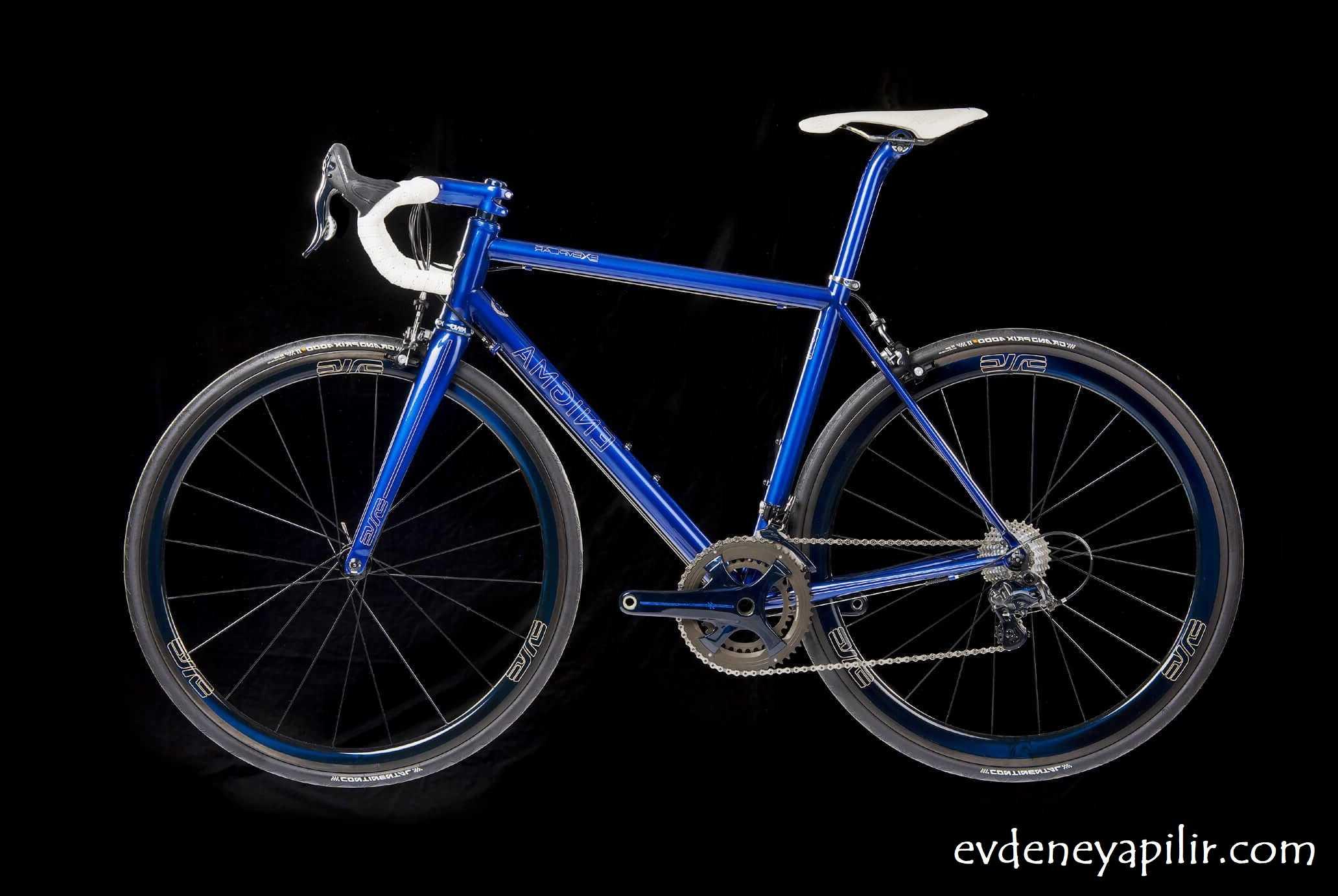 KGS 'Tier 3' Özel Yapım Bisiklet