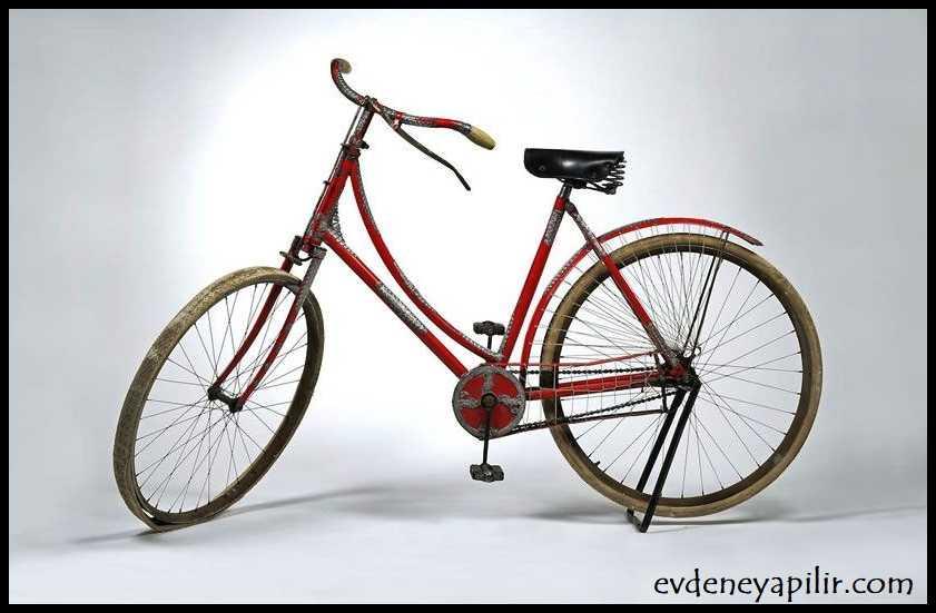 Tıffany & Co. Gümüş-Monteli Bayan Bisikleti