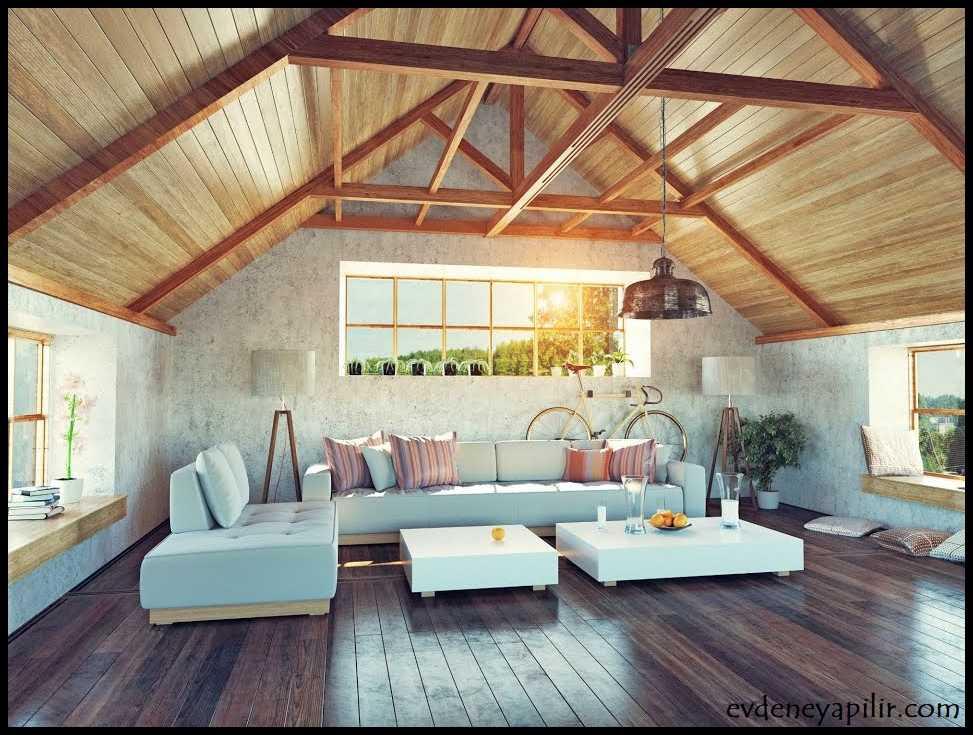Çatı Katı Daire