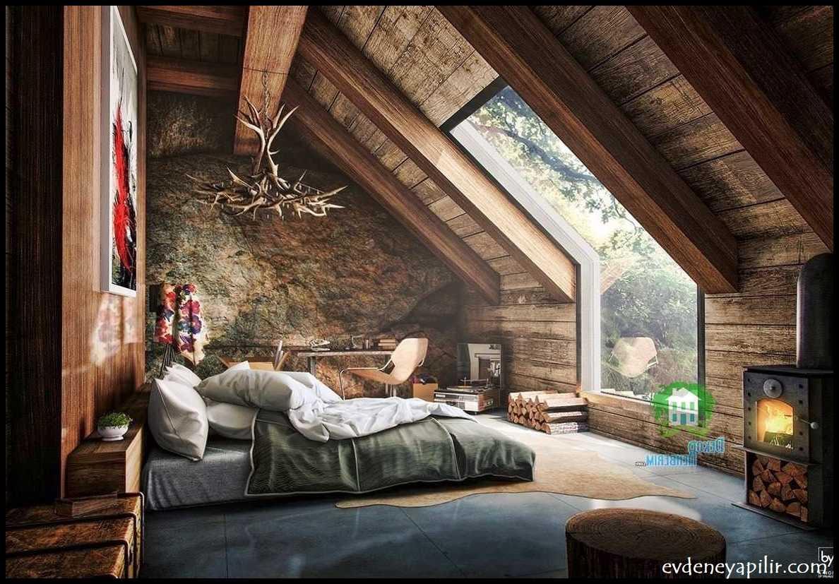 Çatı Katı Ev Modelleri