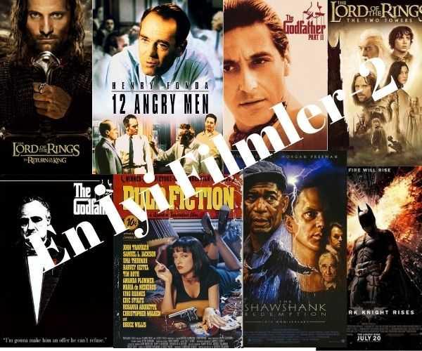 En İyi Filmler Listesi