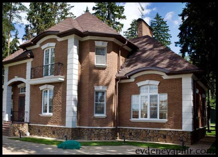 Tudor tarzı ev dekorasyonu 8
