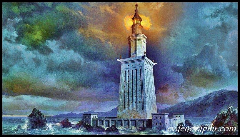 İskenderiye Feneri - Dünyanın 7 Harikası
