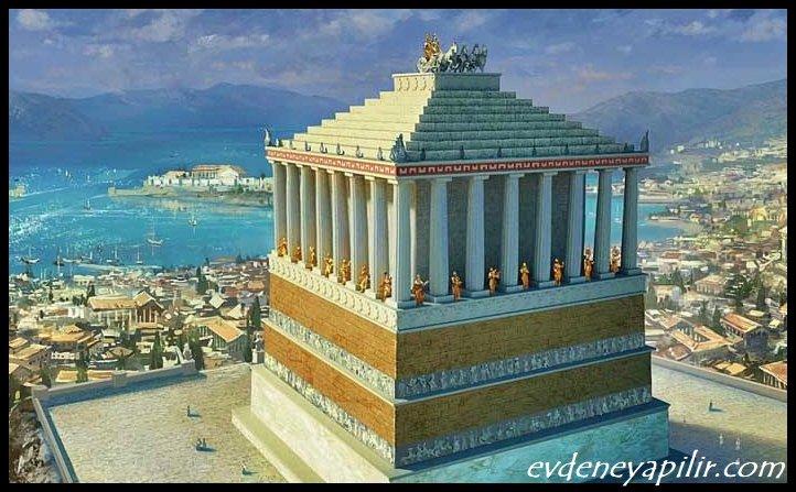 Haliskarnas Mozolesi - Dünyanın Yedi Harikası