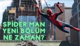 Spider Man yeni bölüm ne zaman